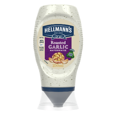 [Hellmann's Roasted Garlic Mayonnaise 250 ml]
