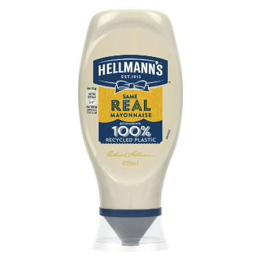 [Hellmann's Real Mayonnaise 430 ml]