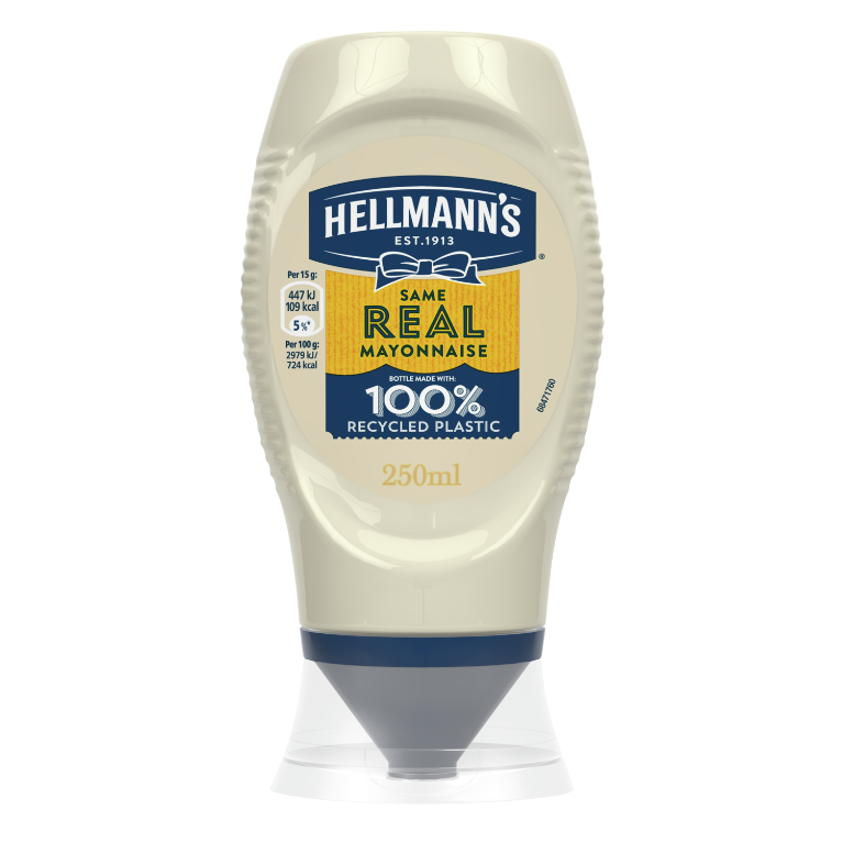 Hellmann's Real Mayonnaise 250 ml