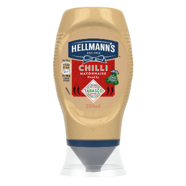 [Hellmann's Chili Mayonnaise 250 ml]