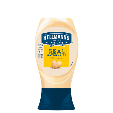 [Hellmann's Real Mayonnaise 225 ml]